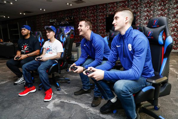 The 76ers Gaming Club gear up for NBA 2K18's debut season