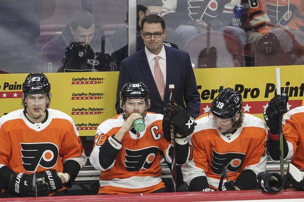 Though he's just the Flyers' interim coach, Scott Gordon has shown he can unlock some key players   Sam Donnellon