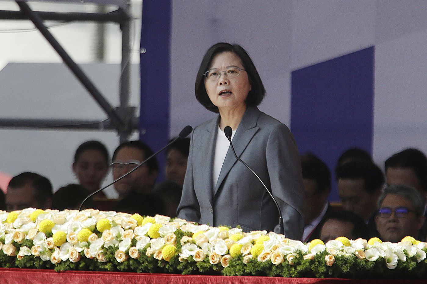 Why U.S.-China military tensions over future of Taiwan could rise | Trudy Rubin
