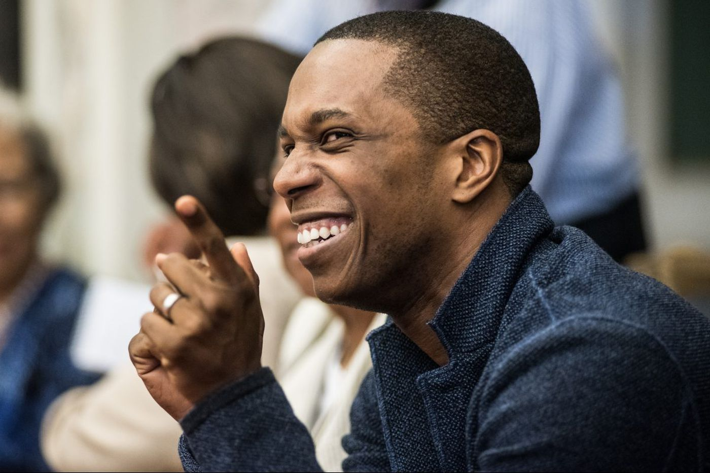 Philly's own Leslie Odom Jr. to perform 'America the Beautiful' at Super Bowl LII