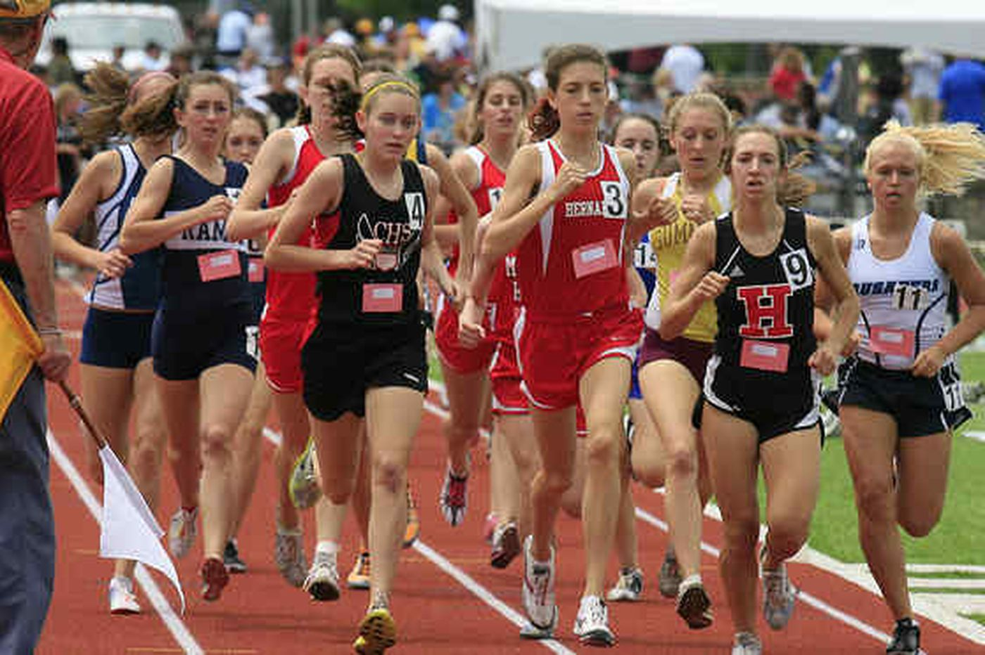 Delsea captures first outright team crown