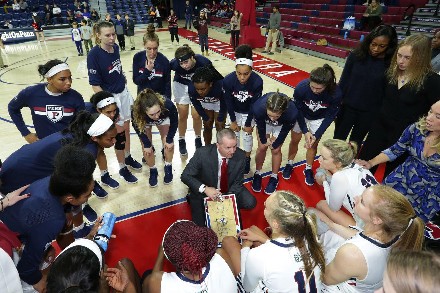 Penn women's basketball team uses clutch scoring to trounce Columbia