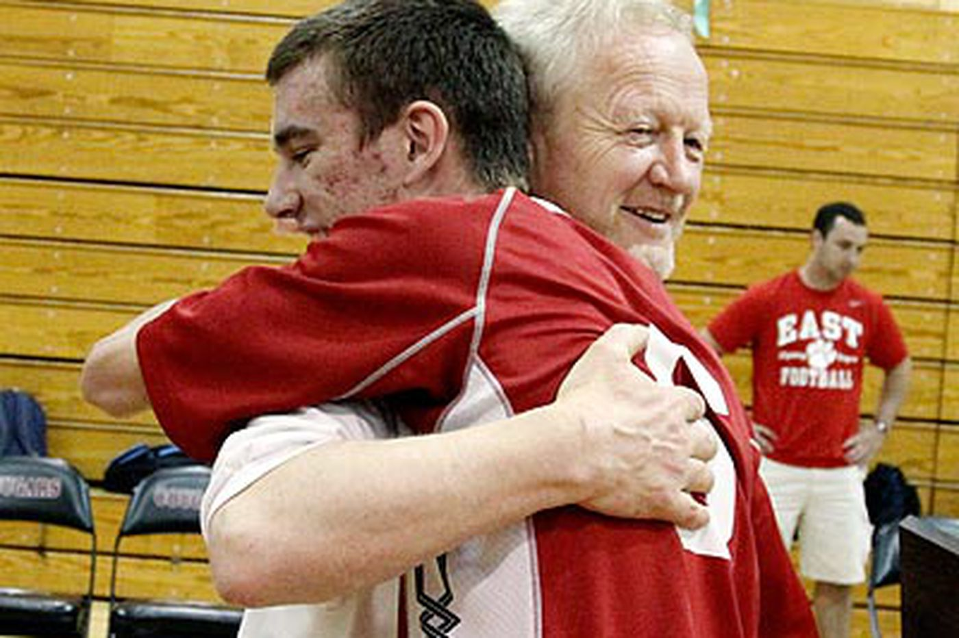 Moehlmann, C.H. East reach 300 victories
