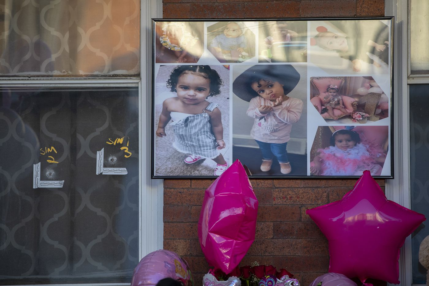 Suspect arrested in shooting death of 2-year-old girl in Philadelphia