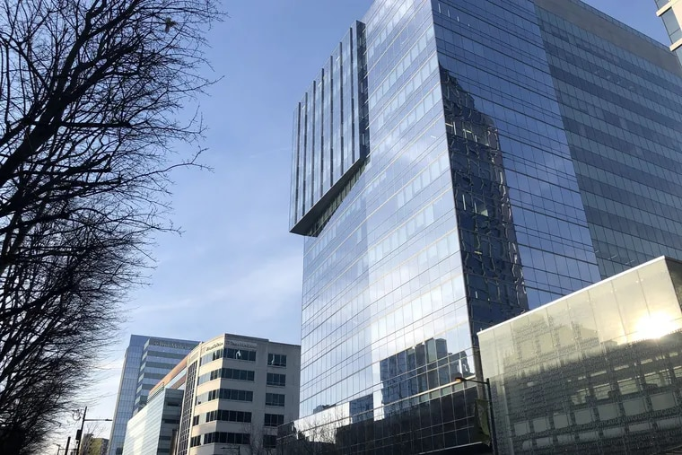 Cambridge Innovation Center leases 137,000 square feet at the 3675 Market St. in the uCity Square office complex. It's dedicating more of that space to lab use.