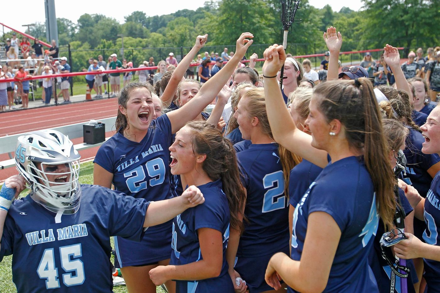 Tuesday's Southeastern Pa. roundup: Danny Mallee's double OT goal lifts the La Salle lacrosse team past Garnet Valley in PIAA Class 3A playoffs