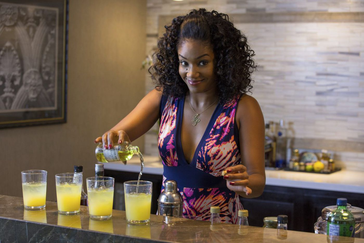 Steve & Mia: Is the grapefruiting technique from 'Girls Trip' real?