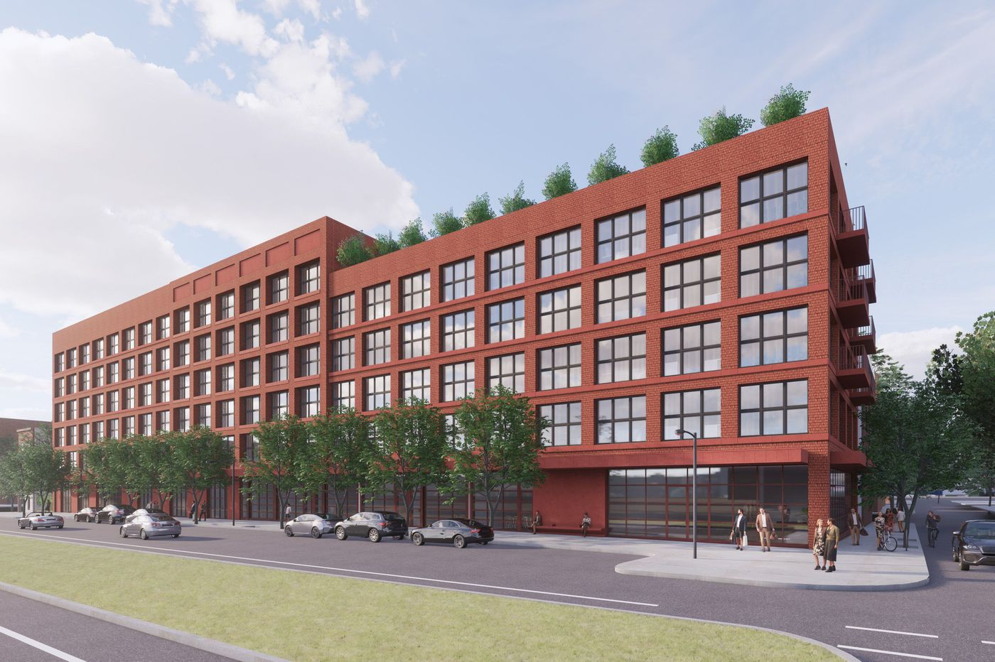 New York-based group to build apartments at site once eyed by electrical workers' union charter school
