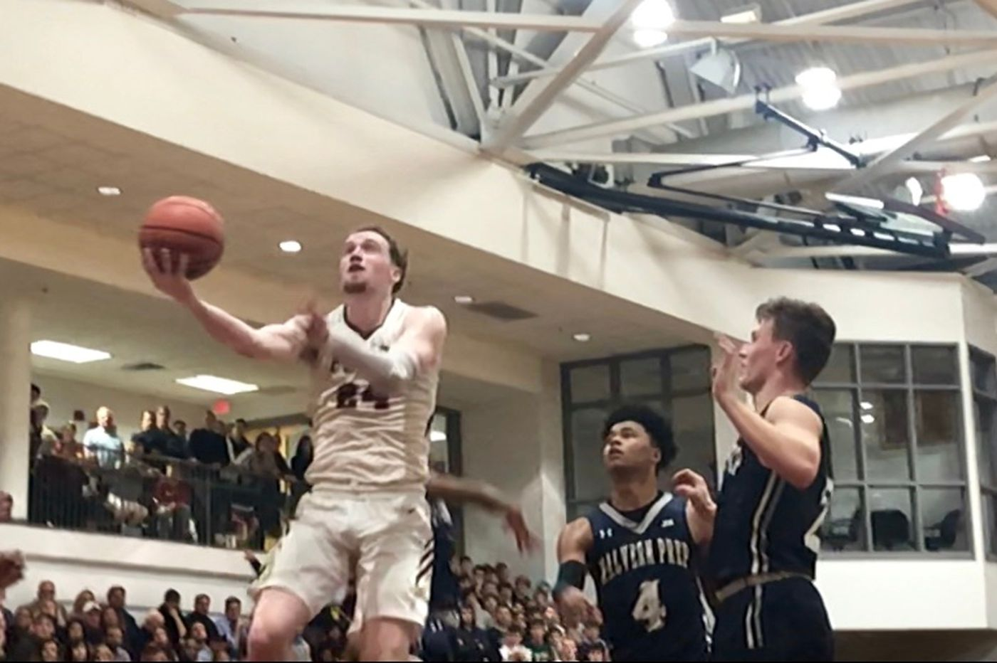 Unbeaten Haverford School trips Malvern Prep in OT to take over first place in the Inter-Ac League