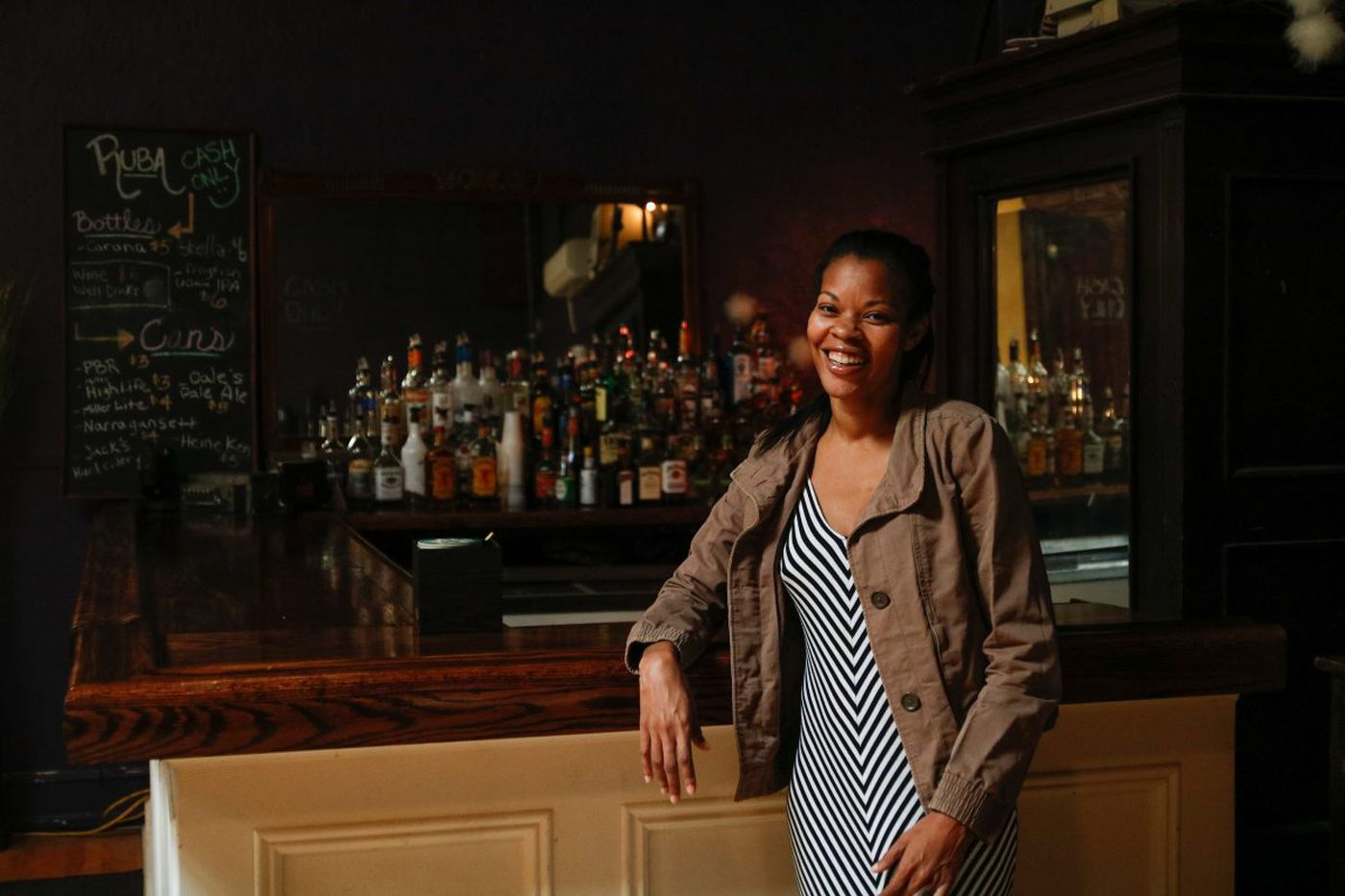 Barbie Marshall: From here to 'Hell's Kitchen'