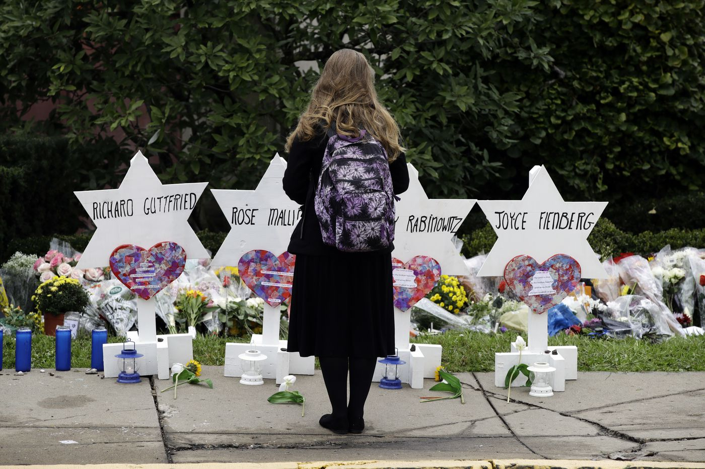5 questions about gun policy that you should be asking your elected officials after the Pittsburgh synagogue shooting | Opinion