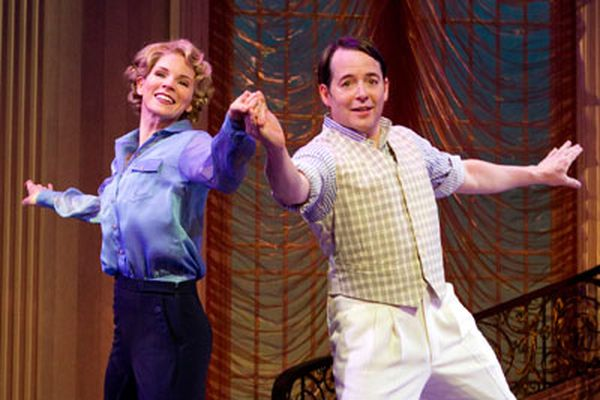 Broadway review: 'Nice Work If You Can Get It'
