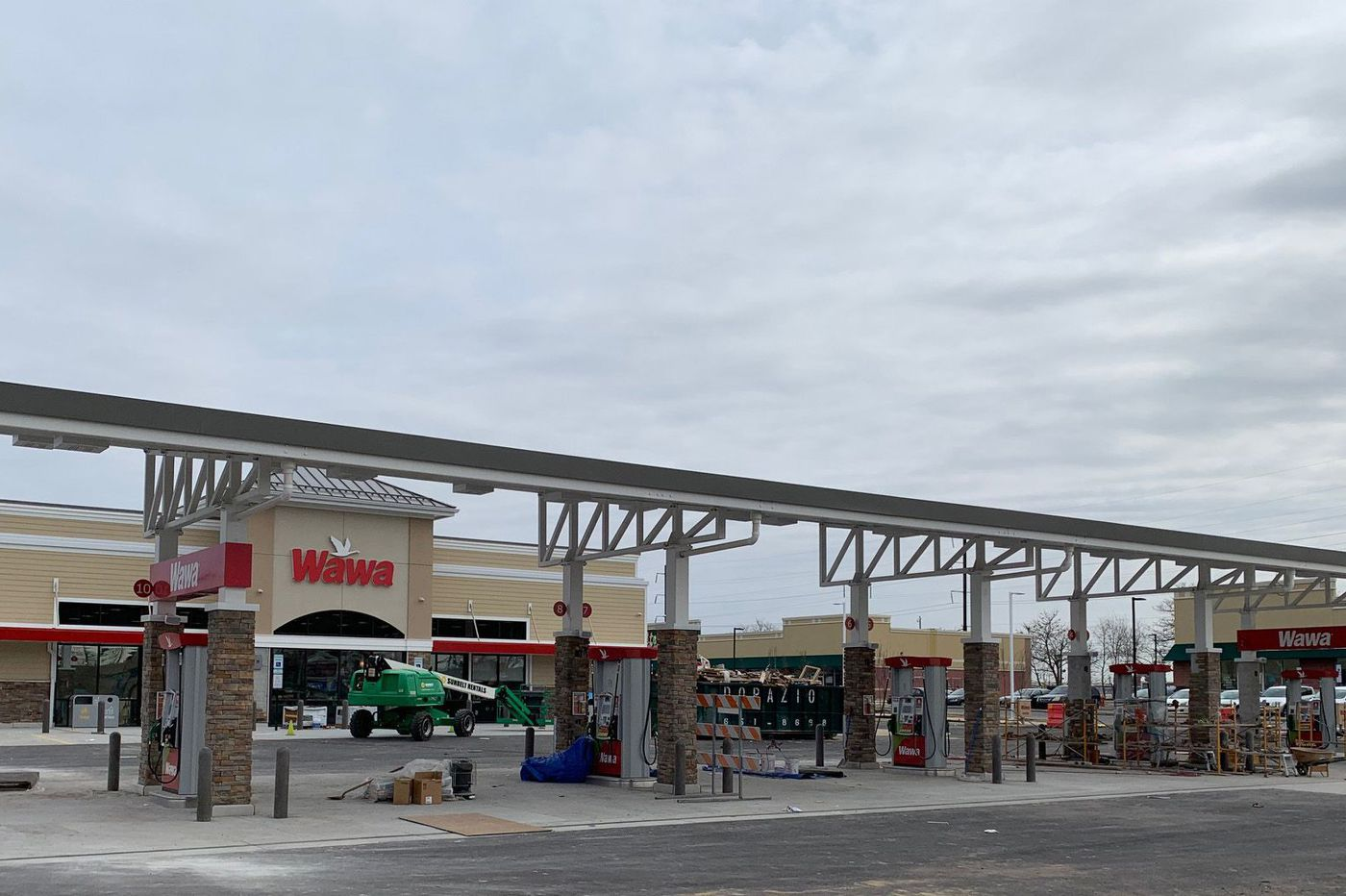 Wawa opening in Northeast Philadelphia shopping center this Valentine's Day