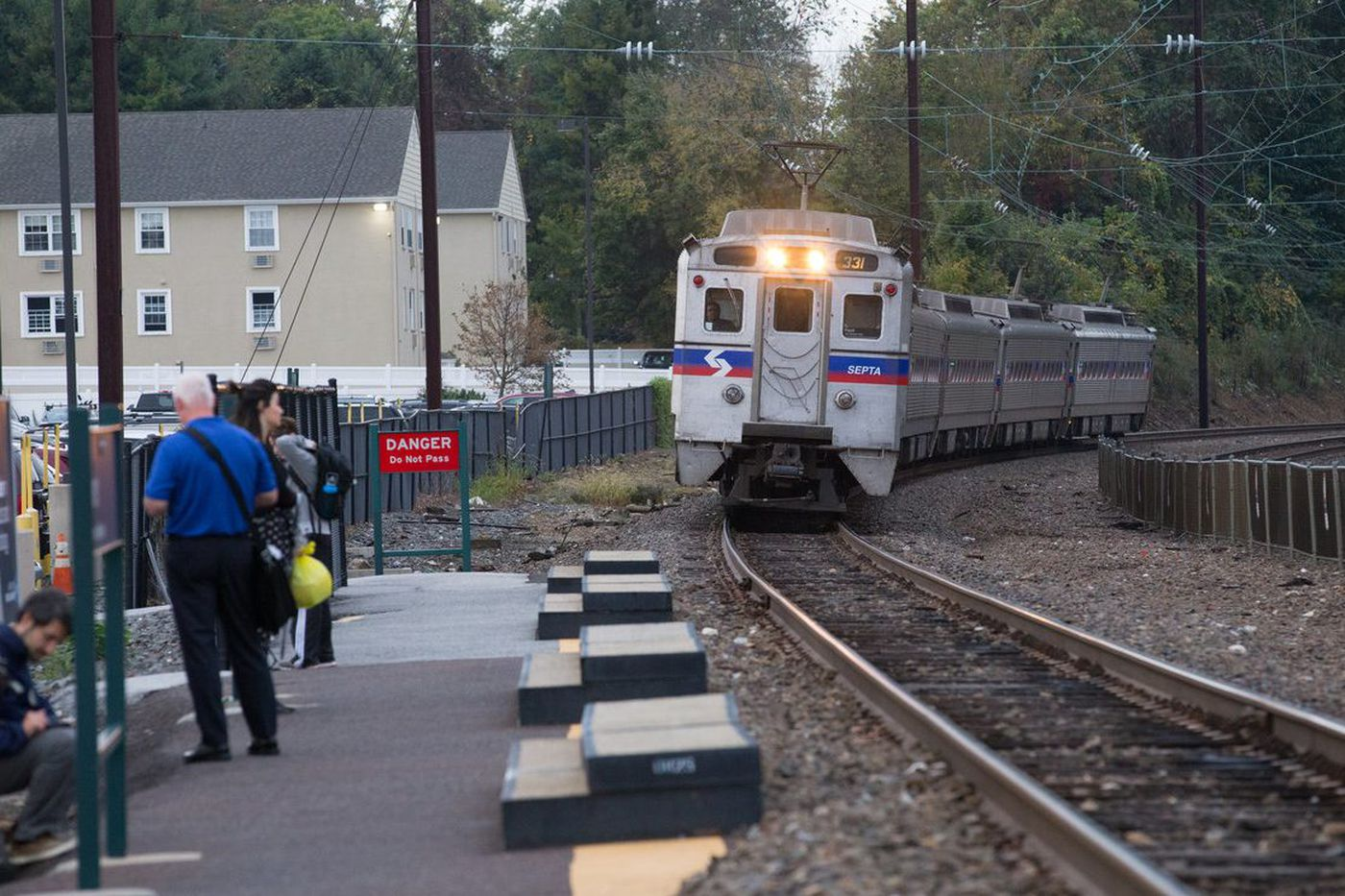 SEPTA Regional Rail service resumes after train fire