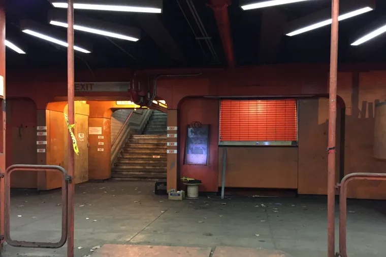 The DRPA is looking into the possibility of reopening PATCO's Frankling Square station to passengers.