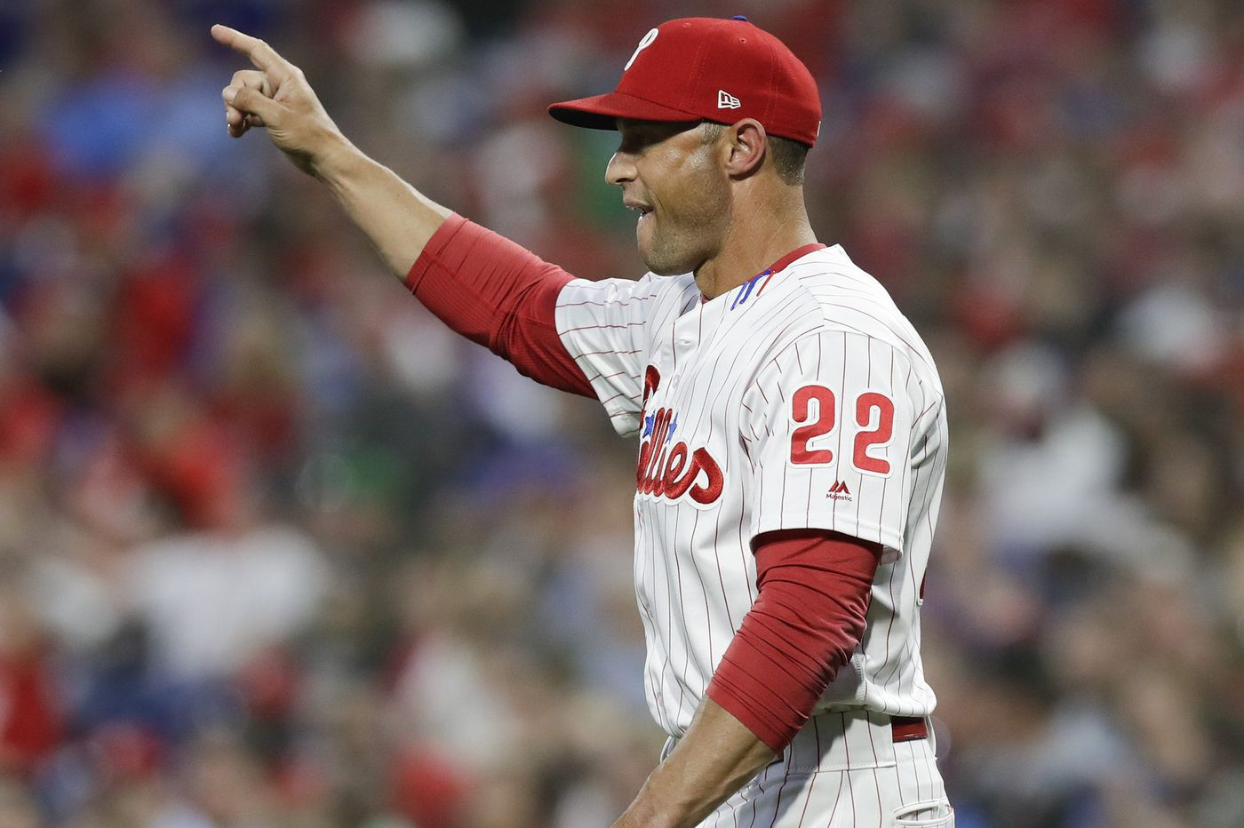 Phillies' stretch run will soften after visit from the Boston Red Sox | Bob Brookover