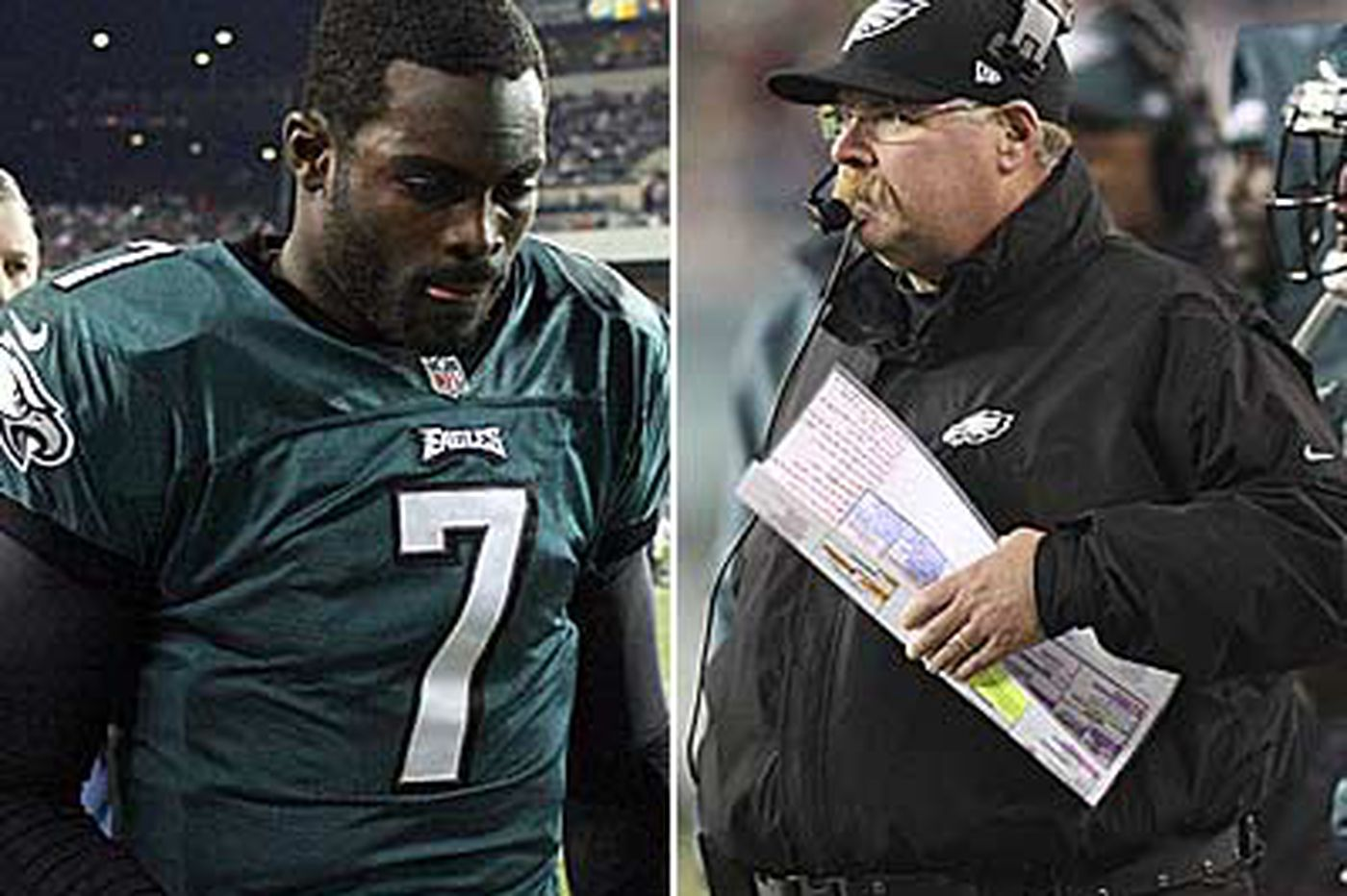 Michael Vick's end in Philly emblematic of the Andy Reid era
