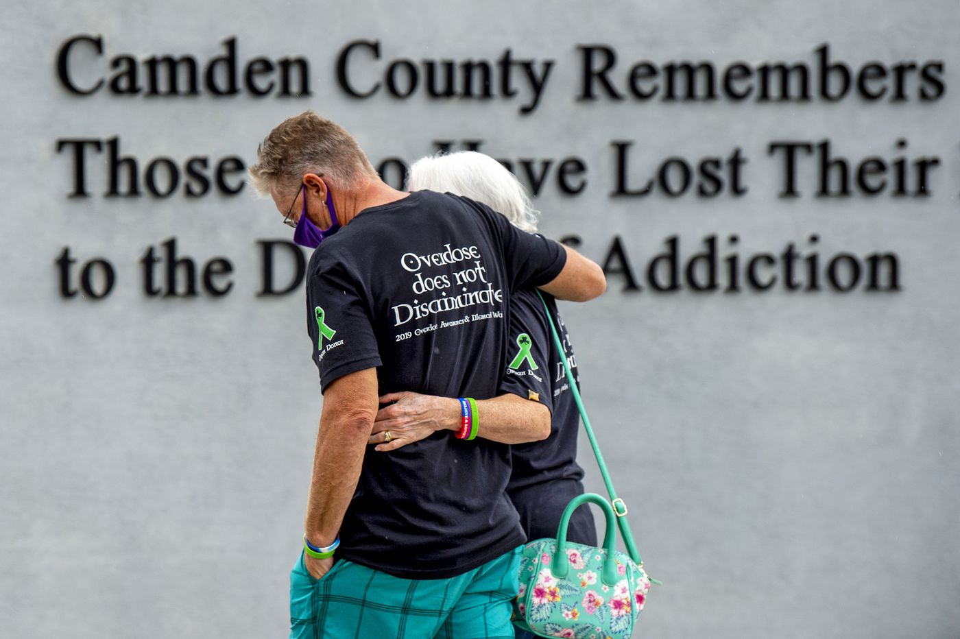 A place to remember those lost to opioids