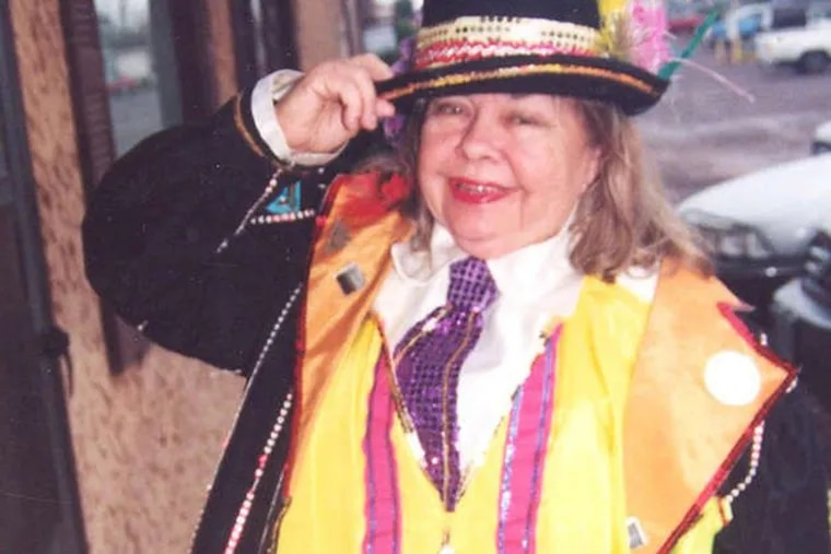 """Charlotte Warner Daily was known as """"the Parade Lady"""" for her years managing the West Cape May holiday march."""