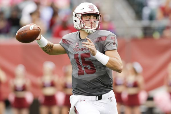 Temple names Anthony Russo its starting QB for the opener