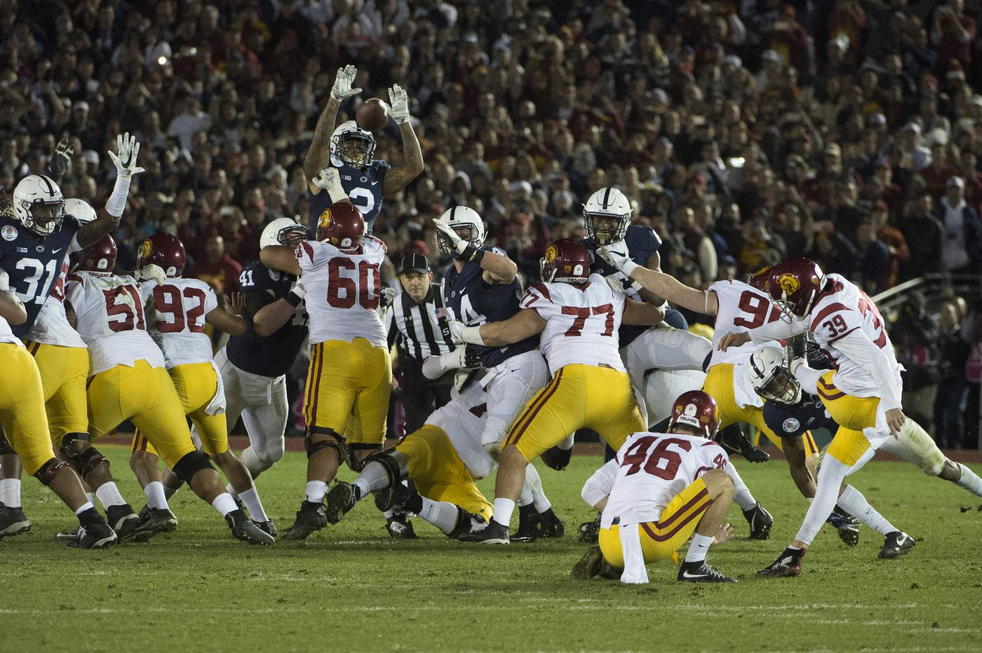 Penn State still has a shot at the Rose Bowl but needs some help