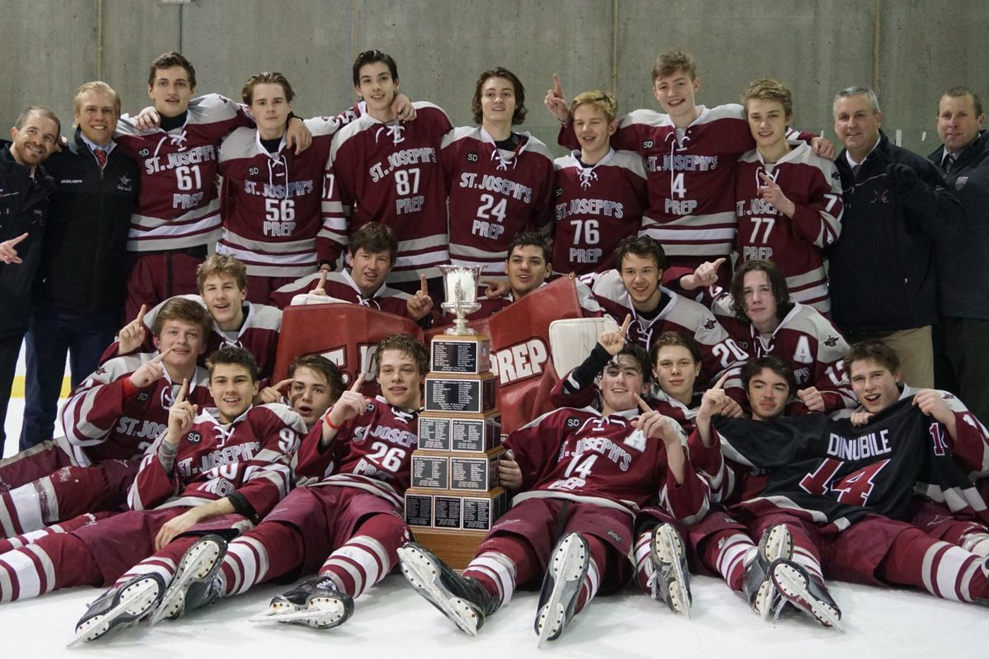 St. Joseph's Prep captures Flyers Cup gold for the first time