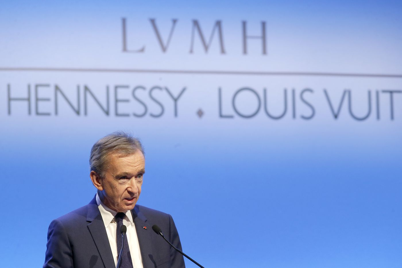 LVMH to buy Tiffany for $16 billion in largest luxury-goods deal ever