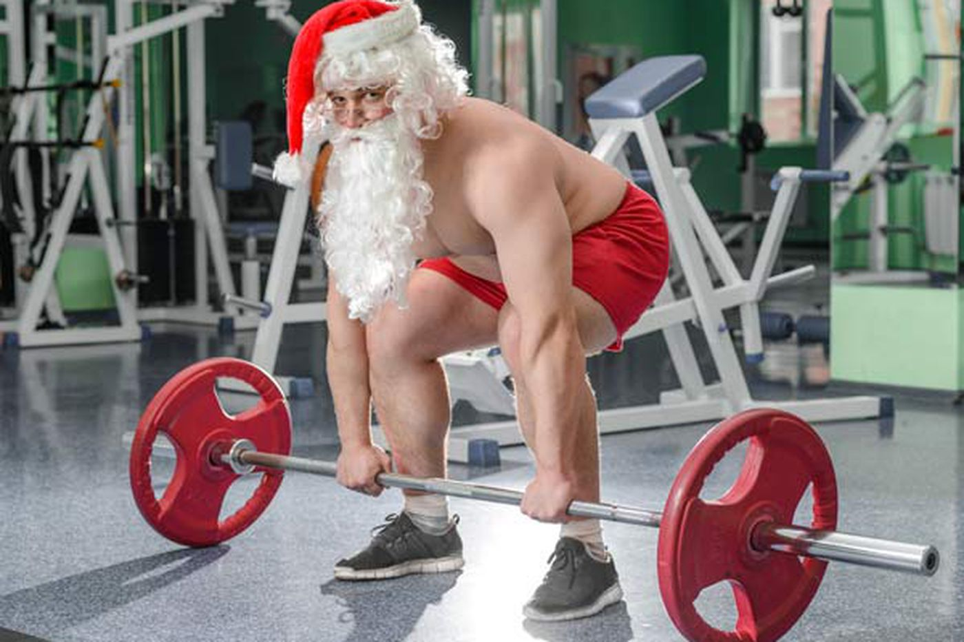 Season's Greeting - Merry Fitness!
