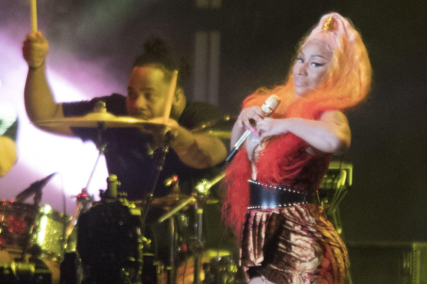Made in America: Kendrick Lamar's set makes the festival great, Nicki Minaj underwhelms