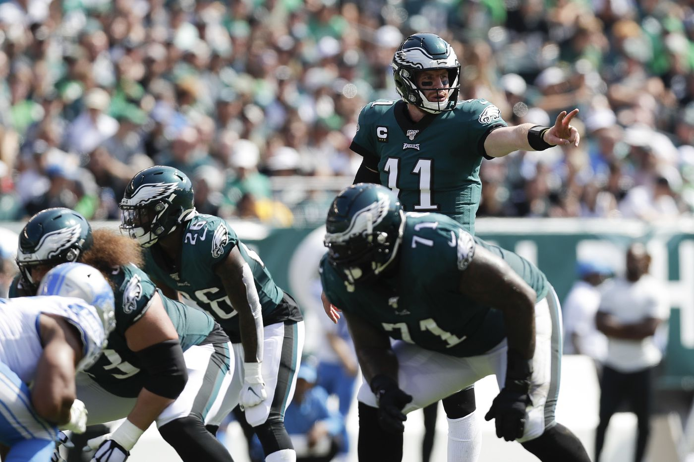 Carson Wentz Facing A Big Challenge At Lambeau From Mike Pettine