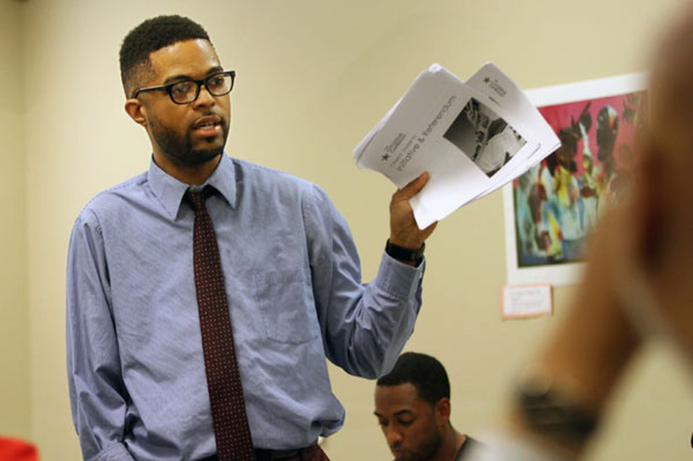 Camden activist pushing for school-board elections