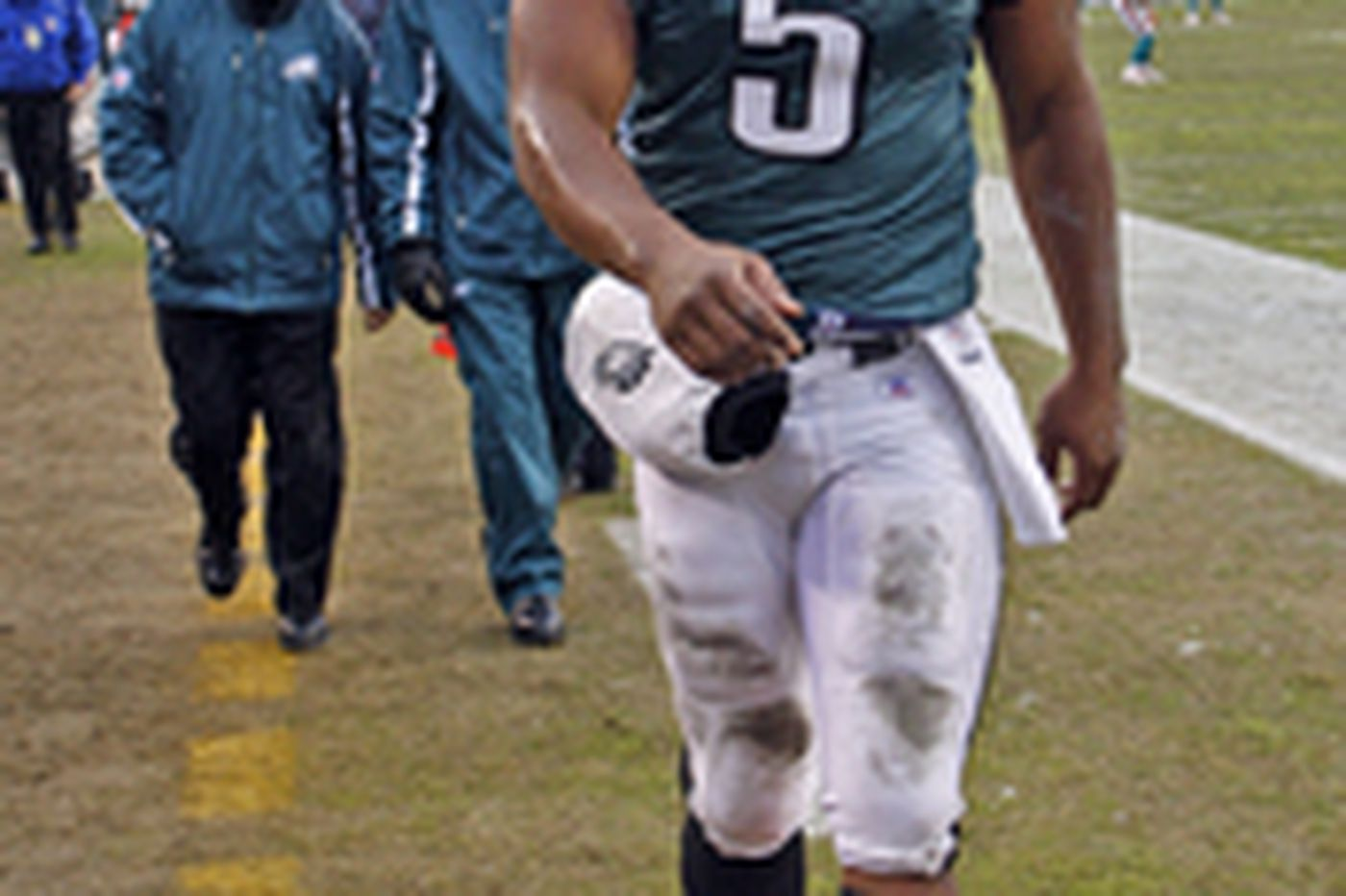 Eagles - McNabb to stay? Seems to be leaning that way