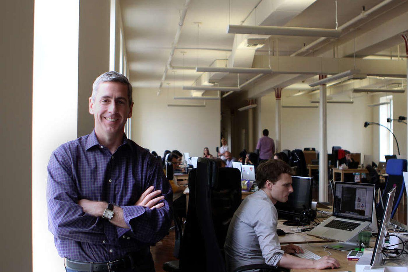 Machine intelligence: Philly venture capital pumps $6.8 million into Bob Moul's Circonus