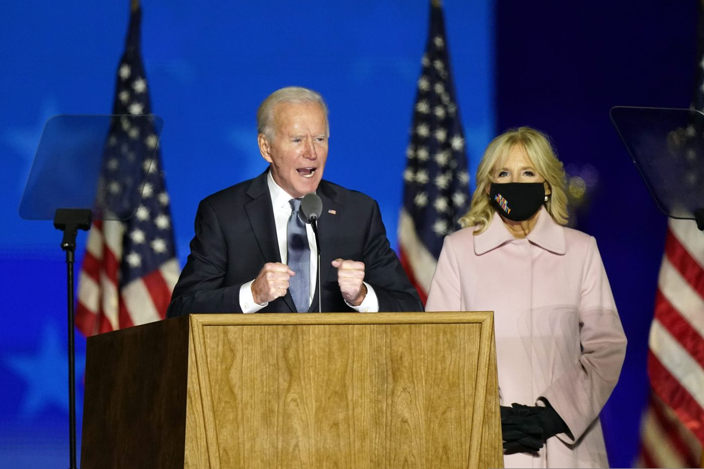 I'm rooting for Joe Biden but he's wrong when he says, 'This is not who we are.'   Jenice Armstrong