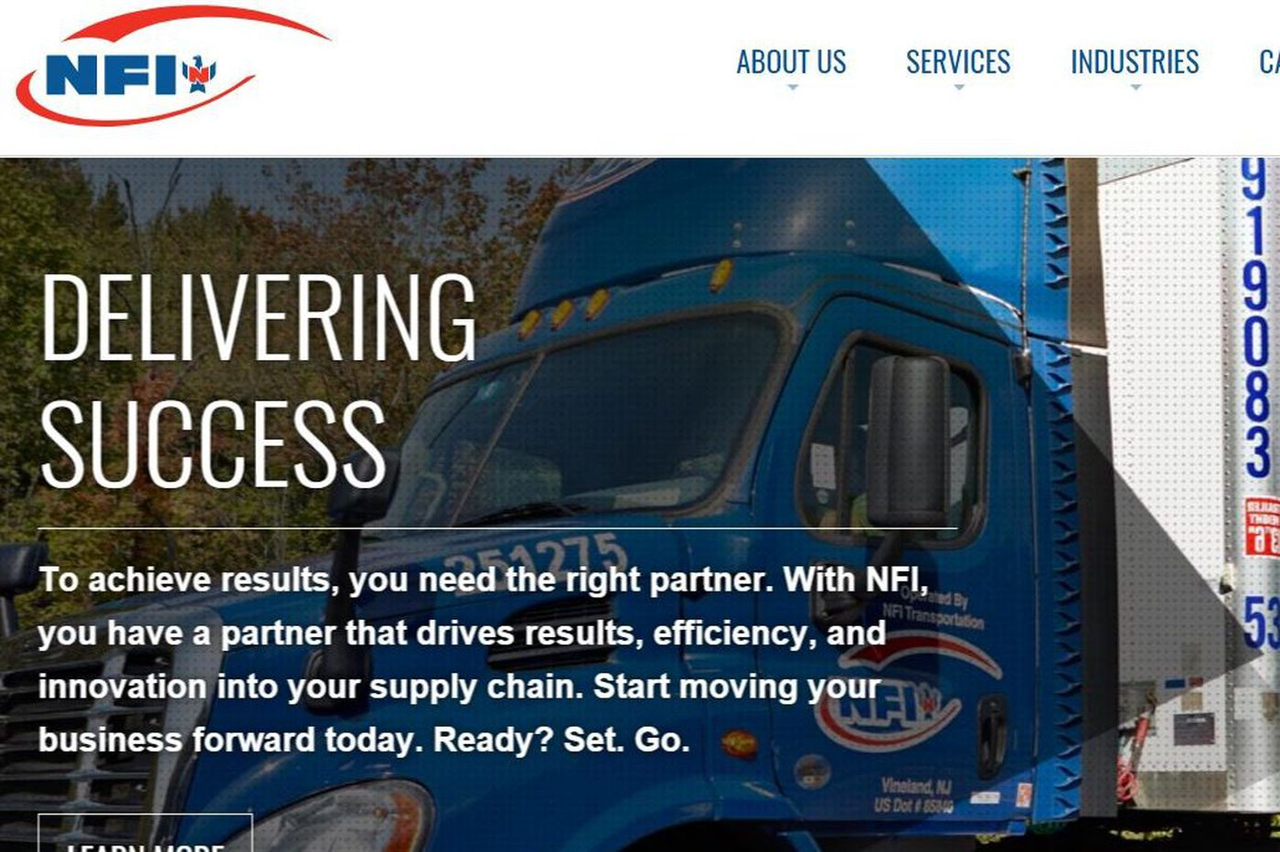 NFI buys top Los Angeles trucking firm