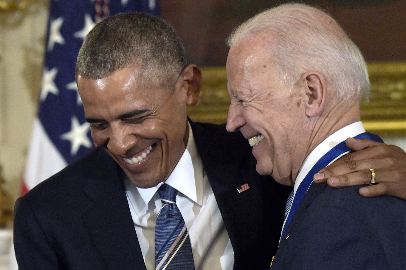 Obama is coming to Philly to campaign for Joe Biden