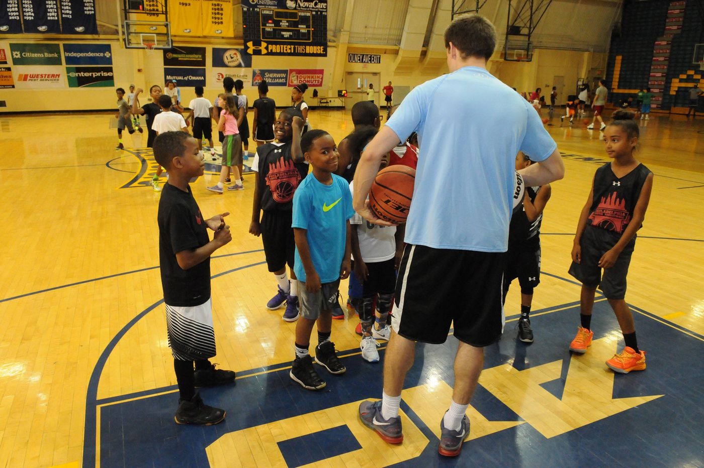How you can help Philly kids get involved in sports   Opinion