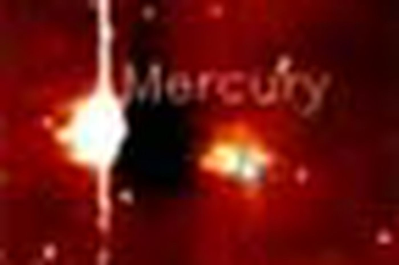 Cloaked alien spaceship appears in video of Mercury?