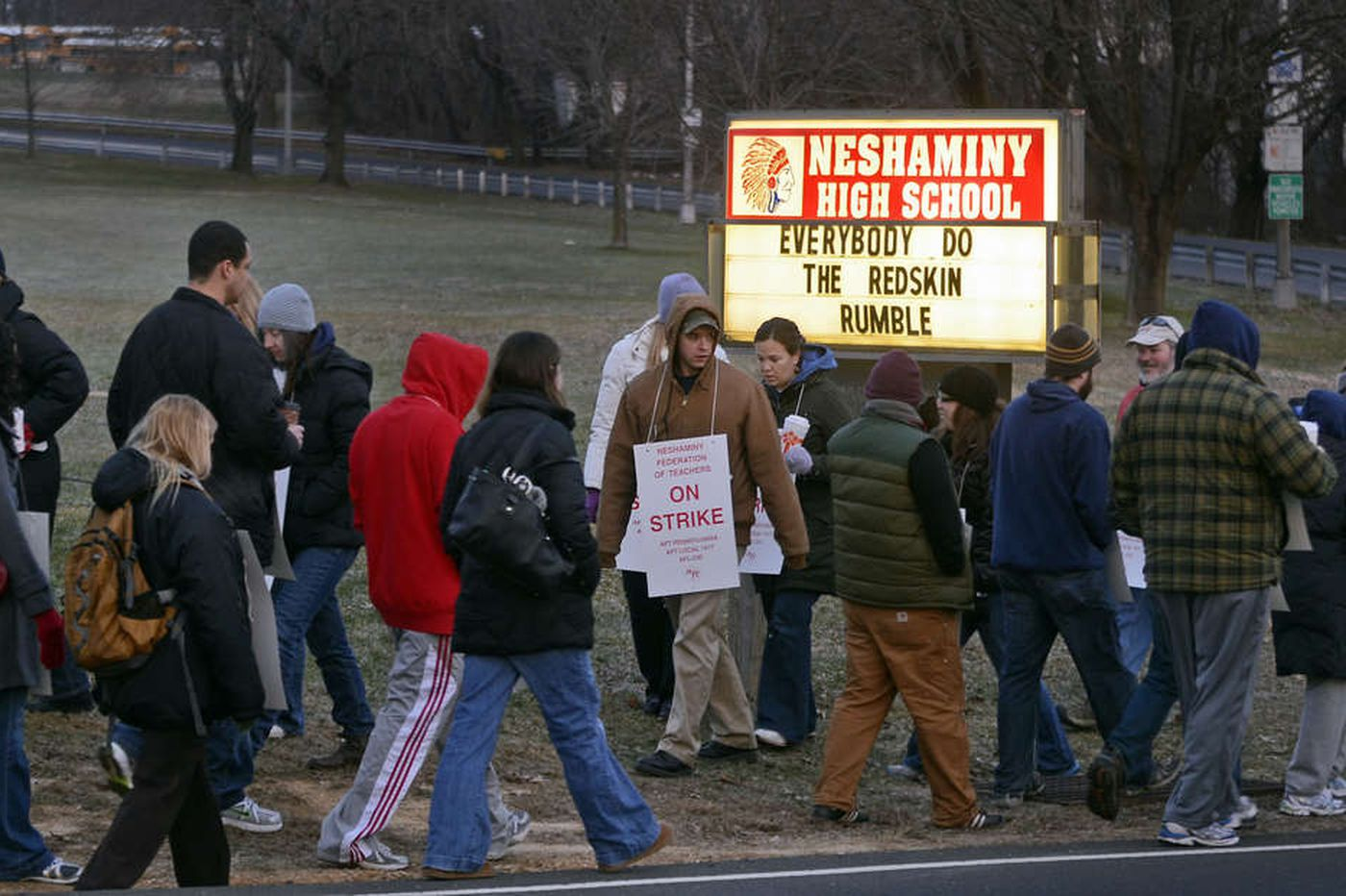 Neshaminy School District faces Human Relations Commission hearing over Redskins name