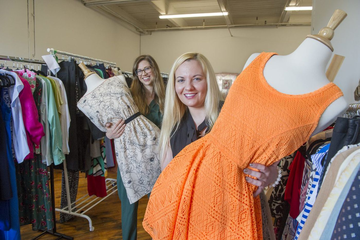 'And We Evolve': The Philly business designed to help fashionistas shop conscientiously   Elizabeth Wellington