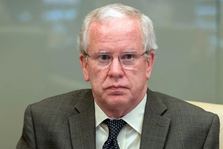 Vincent J. Fenerty Jr. was ousted from his job as executive director of the Philadelphia Parking Authority following sexual harassment complaints.