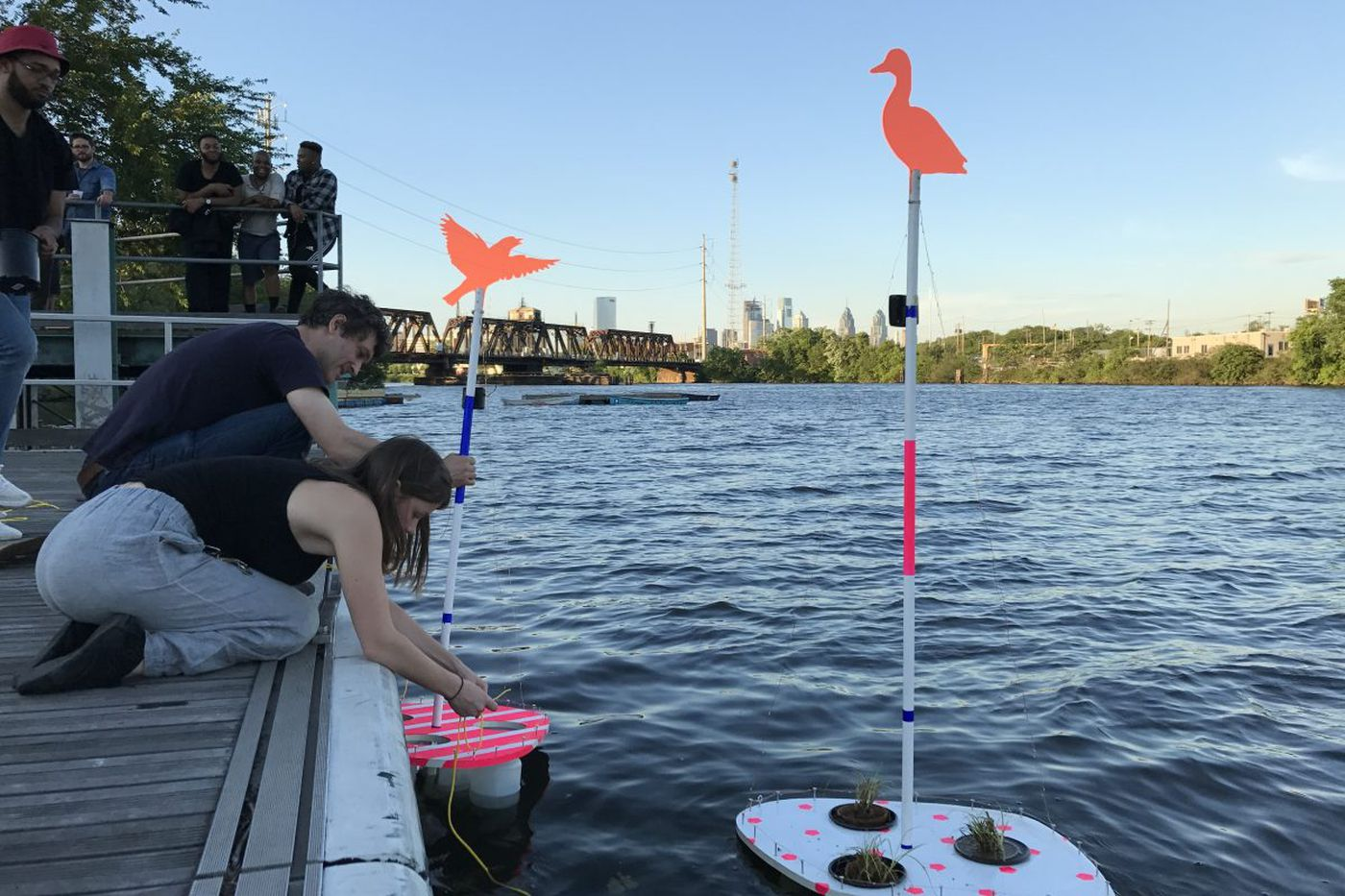 A giant water filter for the Schuylkill? Philly artists respond to environmental challenge