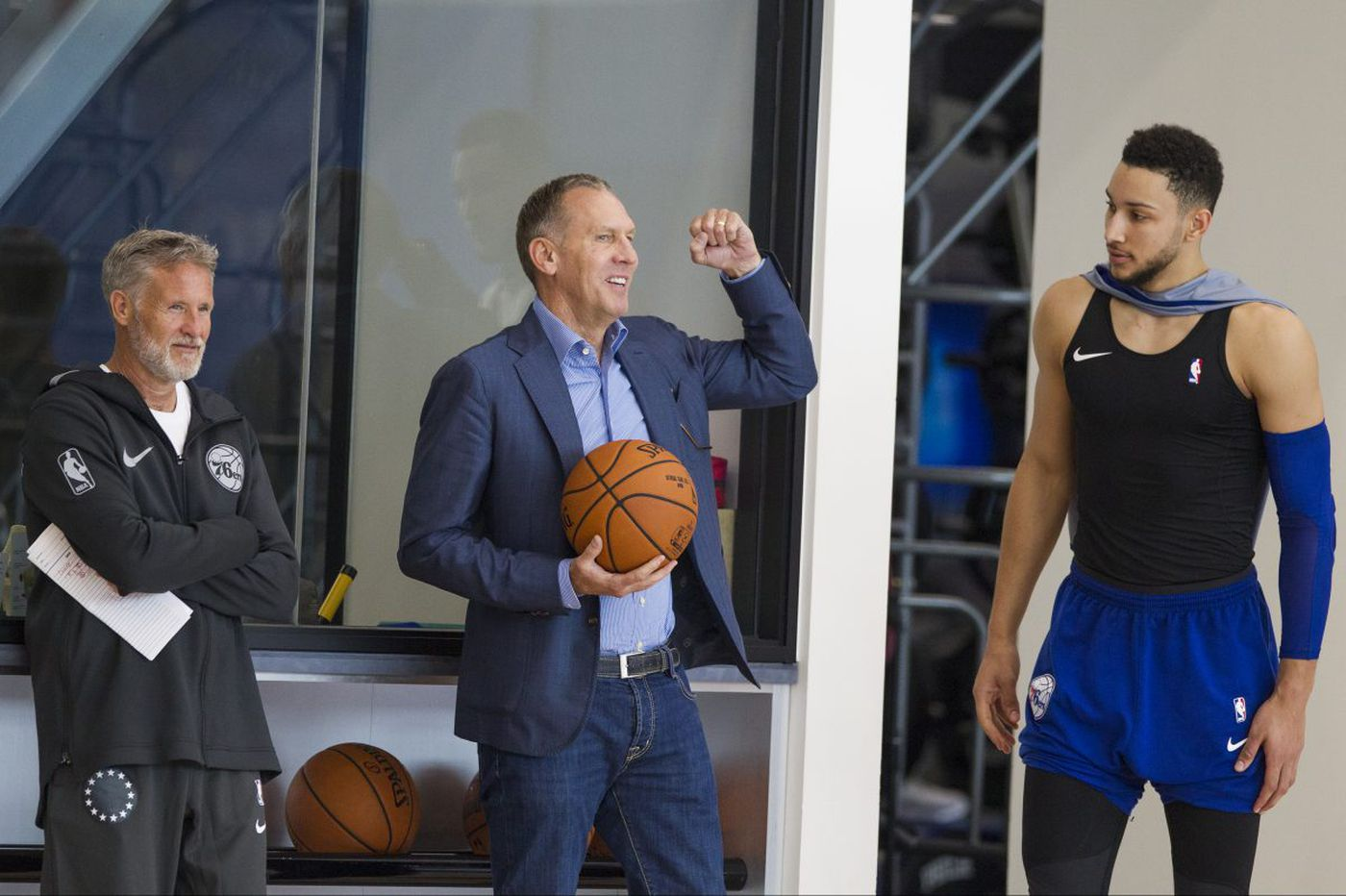 Hard to see how Bryan Colangelo survives his Sixers Twittergate | Bob Ford