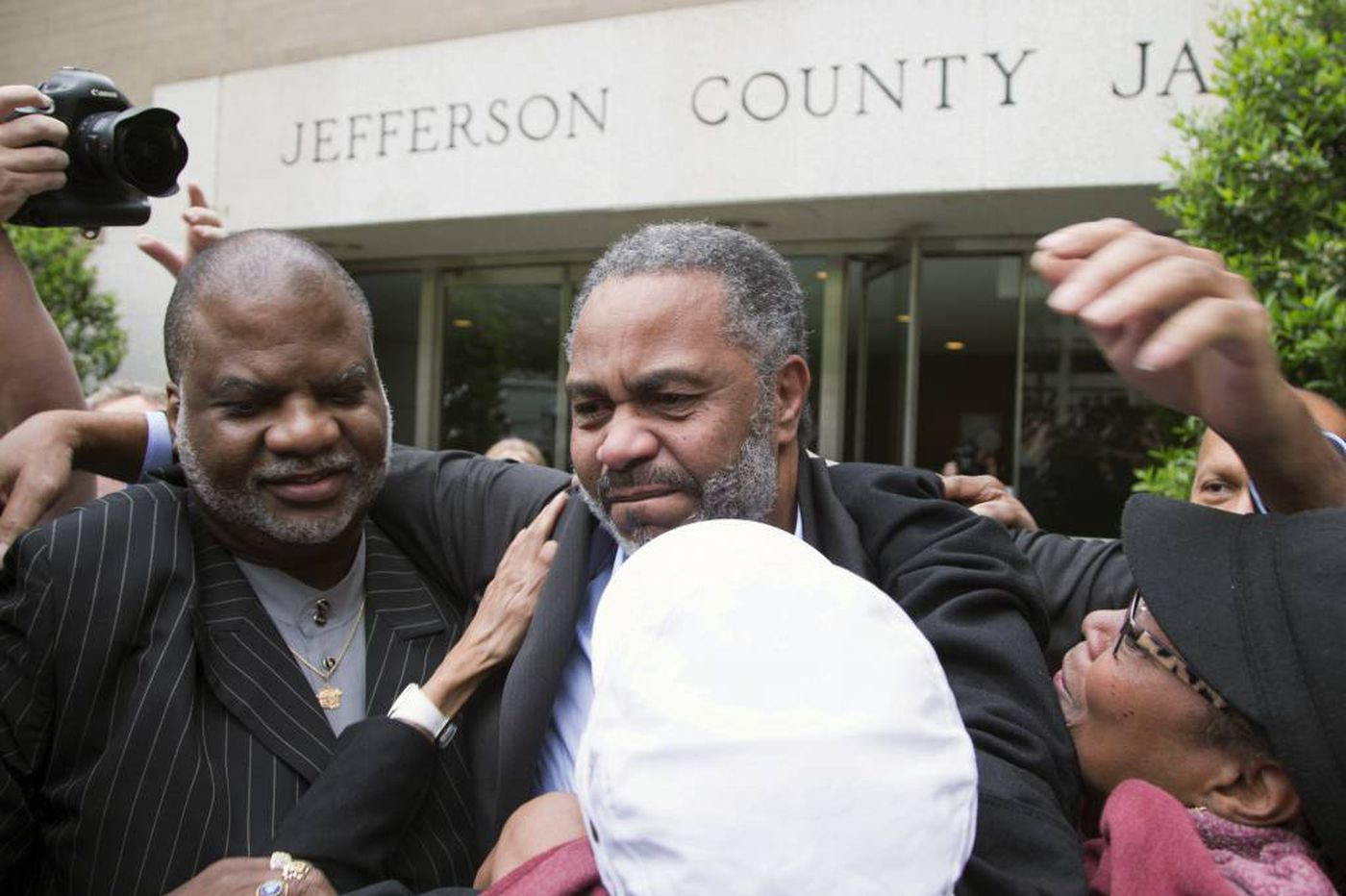 Man freed after 30 years on death row