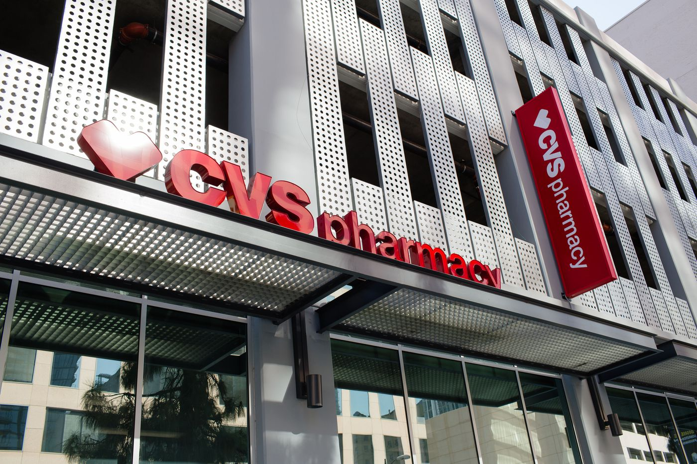 The Department of Justice has approved the merger of CVS and Aetna