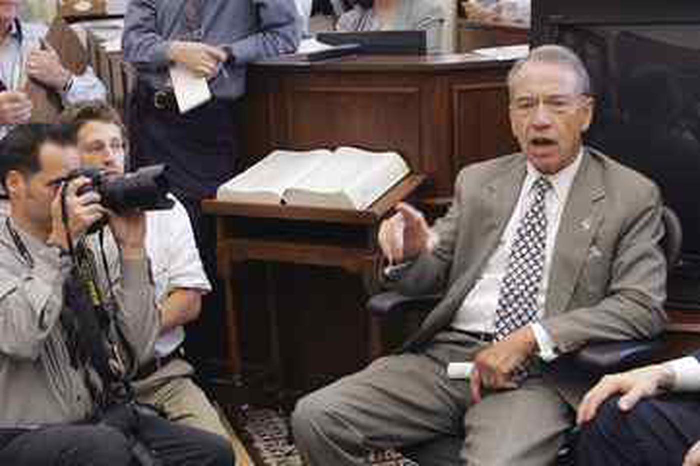 Charles Grassley and the FDA