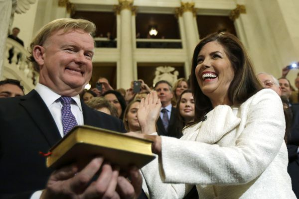 Pa. Attorney General Kathleen M. Kane files for divorce