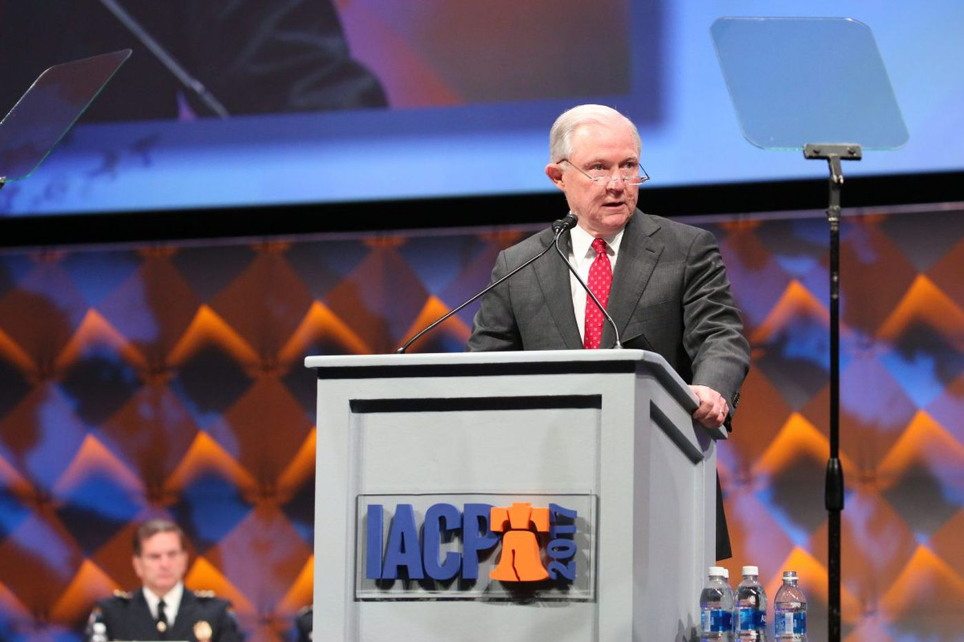 Jeff Sessions, speaking in Philly, vows to 'dismantle' international MS-13 gang