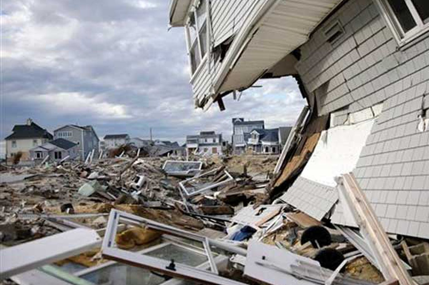 Sandy alerts short on clarity, report says