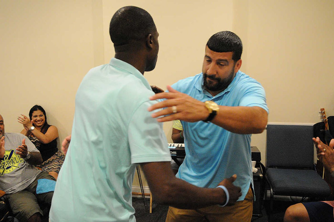 A Fairhill church is redemption central for ex-offenders